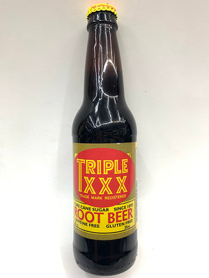 Triple XXX Pure Cane Sugar Root Beer