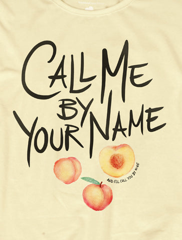 Call Me By Your Name | Masculina