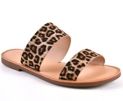 Gladiator  Cheetah Sandal