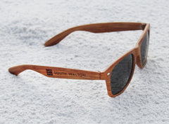 Sunglasses - Wood Grain
