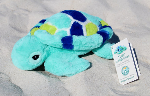 Theo the Sea Turtle