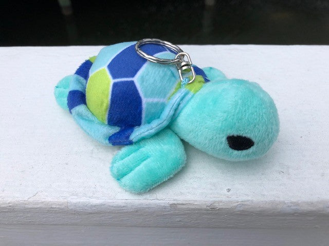 Theo Sea Turtle Keychain