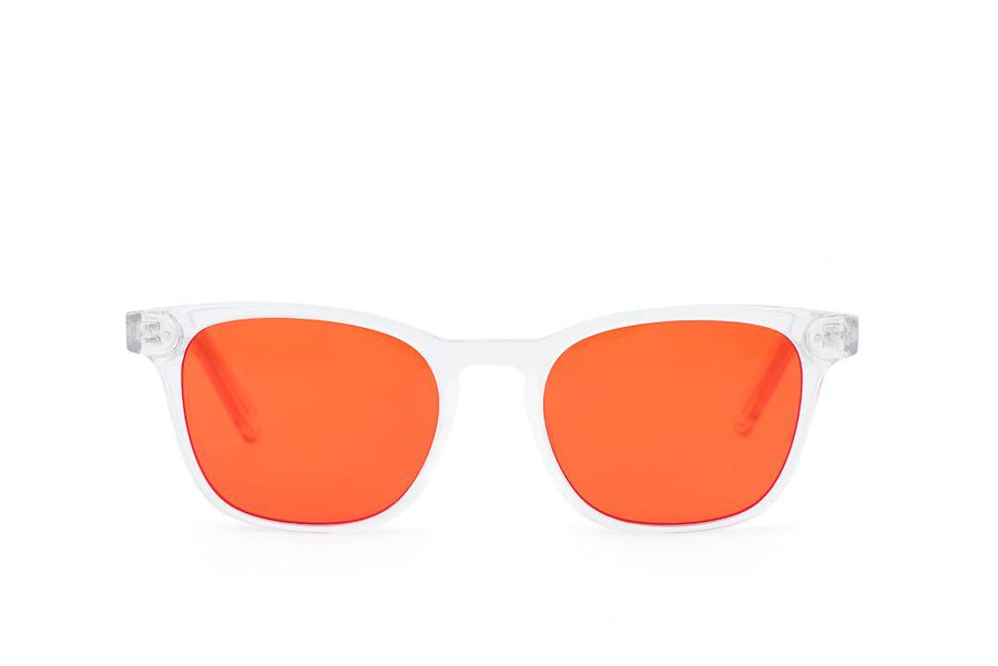 BLUblox Crystal Sleep+ 100% Blue/Green Light Blocking Glasses