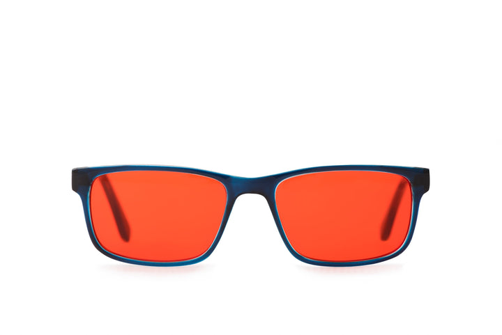 BluBlox Blue Light Blocking Glasses - Kids Sleep+