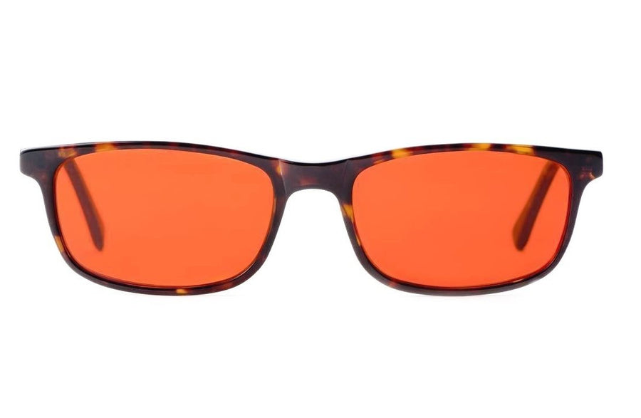 BluBlox Blue Light Blocking Glasses - Tortoise Shell Sleep+