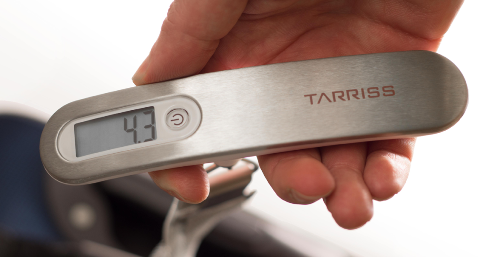 Jetsetter Digital Luggage Scale