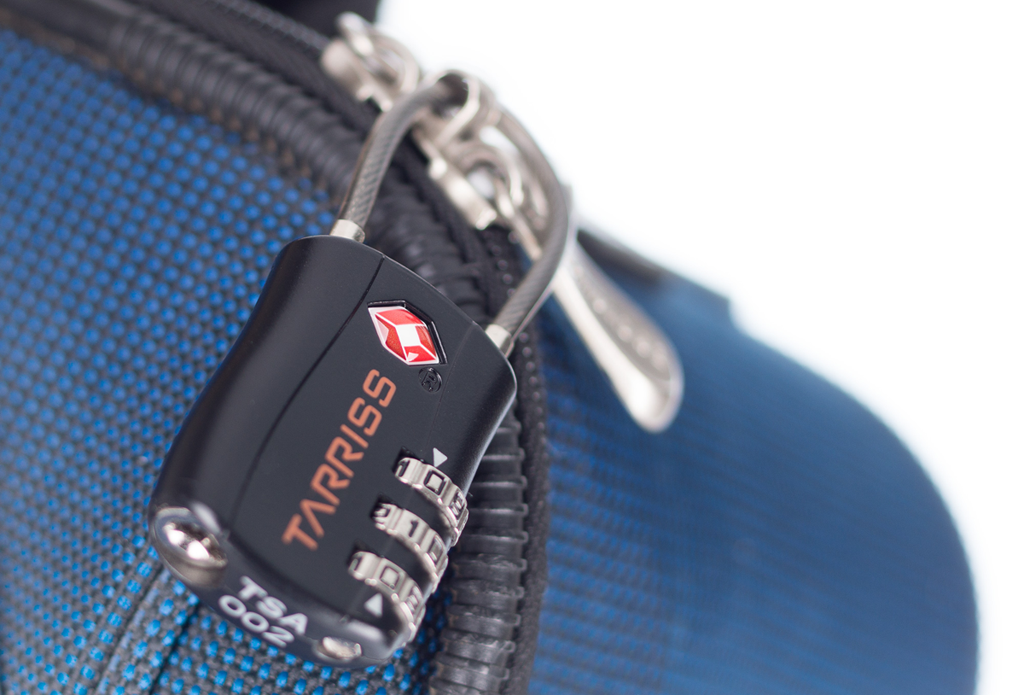 Tarriss TSA Luggage Locks