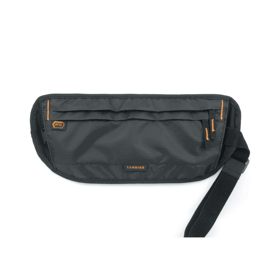 Tarriss RFID Money Belt & Hidden Travel Passport Wallet