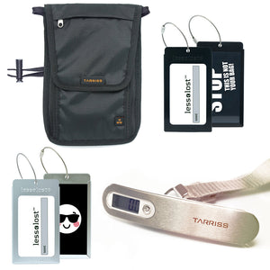 Tarriss Gift Travel Bundle
