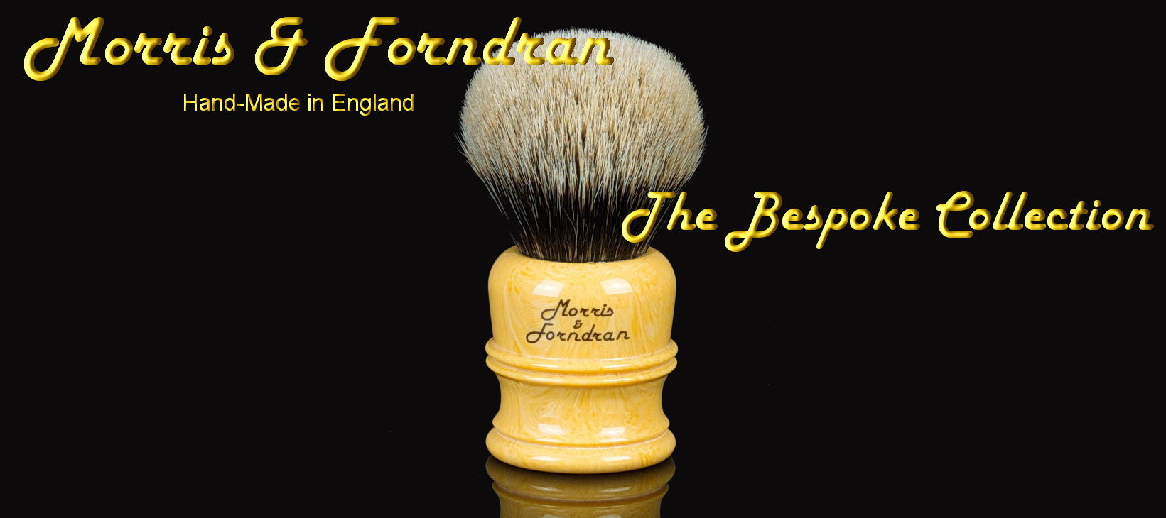 The Morris & Forndran Bespoke Collection
