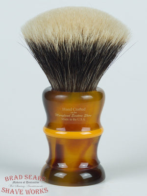 Knight Shaving Brush, Brad Sears ShaveWorks