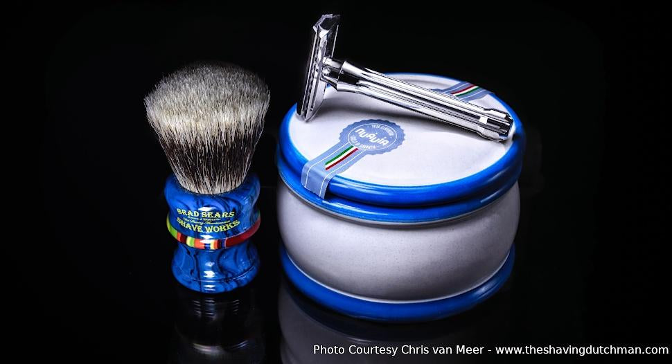 BSSW Poly/30 Shaving Brush