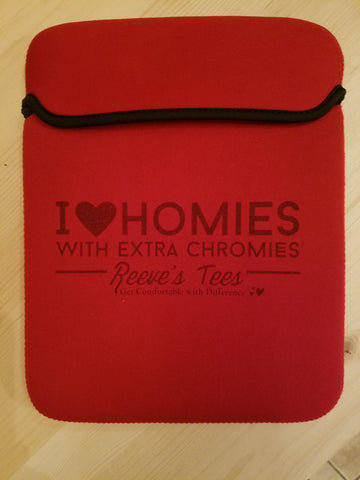 I Love Homies with Extra Chromies® Tablet Cover