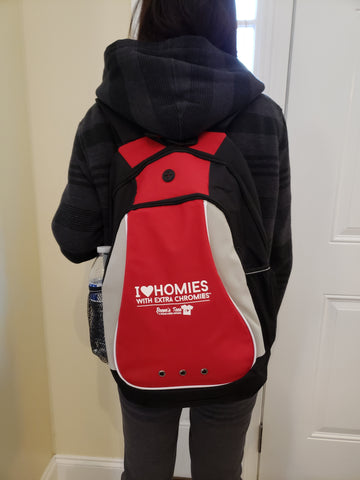 HWEC - I Love Homies with Extra Chromies® - Backpack