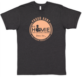 HWEC - Proud Aunt of a Homie with an Extra Chromie™ - Short Sleeve