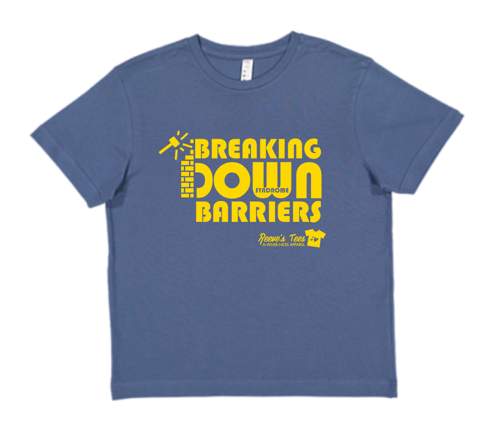 Breaking Down Barriers - Toddler/Youth/Adult Tees