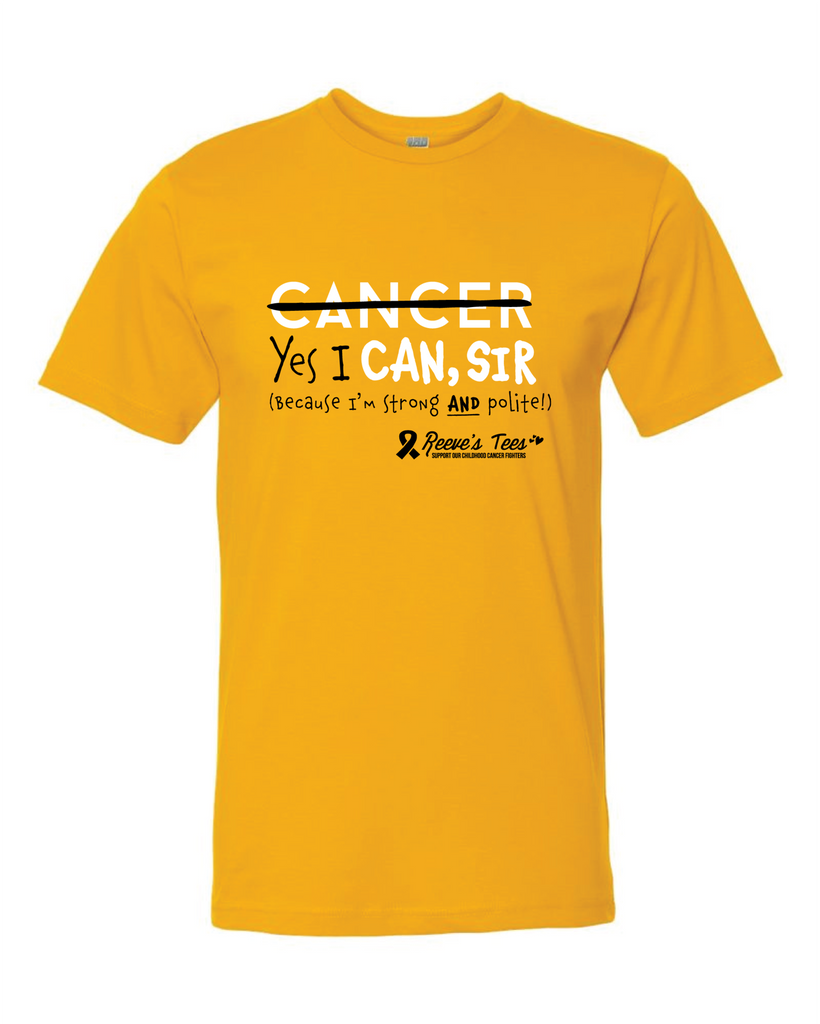 Special Edition - Childhood Cancer Awareness - Toddler - Short Sleeve