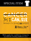 Special Edition - Childhood Cancer Awareness - Toddler & Youth - Short Sleeve