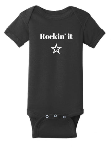 Special Edition DSDN - DSDN Rockin' It - Infant - Short Sleeve Tee