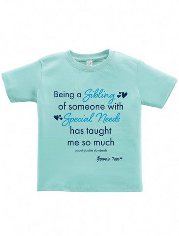 SIBS - Double Standards - Infant - Short Sleeve Tee