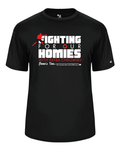 Special Edition UFC Devin Clark - Fighting for Our Homies with Extra Chromies®