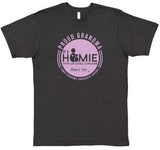 HWEC - Proud Grandma of a Homie with an Extra Chromie™ - Ladies - Short Sleeve Tee