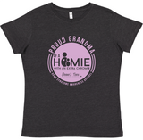 HWEC - Proud Grandma of a Homie with an Extra Chromie™ - Short Sleeve