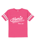 HWEC - Football Style - Homie with an Extra Chromie™ - FOR THE HOMIE - Infant  - Short Sleeve Tee