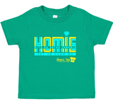 HWEC - Homie with an Extra Chromie™ - FOR THE HOMIE - Toddler - Short Sleeve Retro Tee