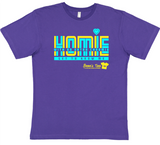 HWEC - Retro Style - Homie with an Extra Chromie™ - FOR THE HOMIE - Toddler/Youth/Adult Tees