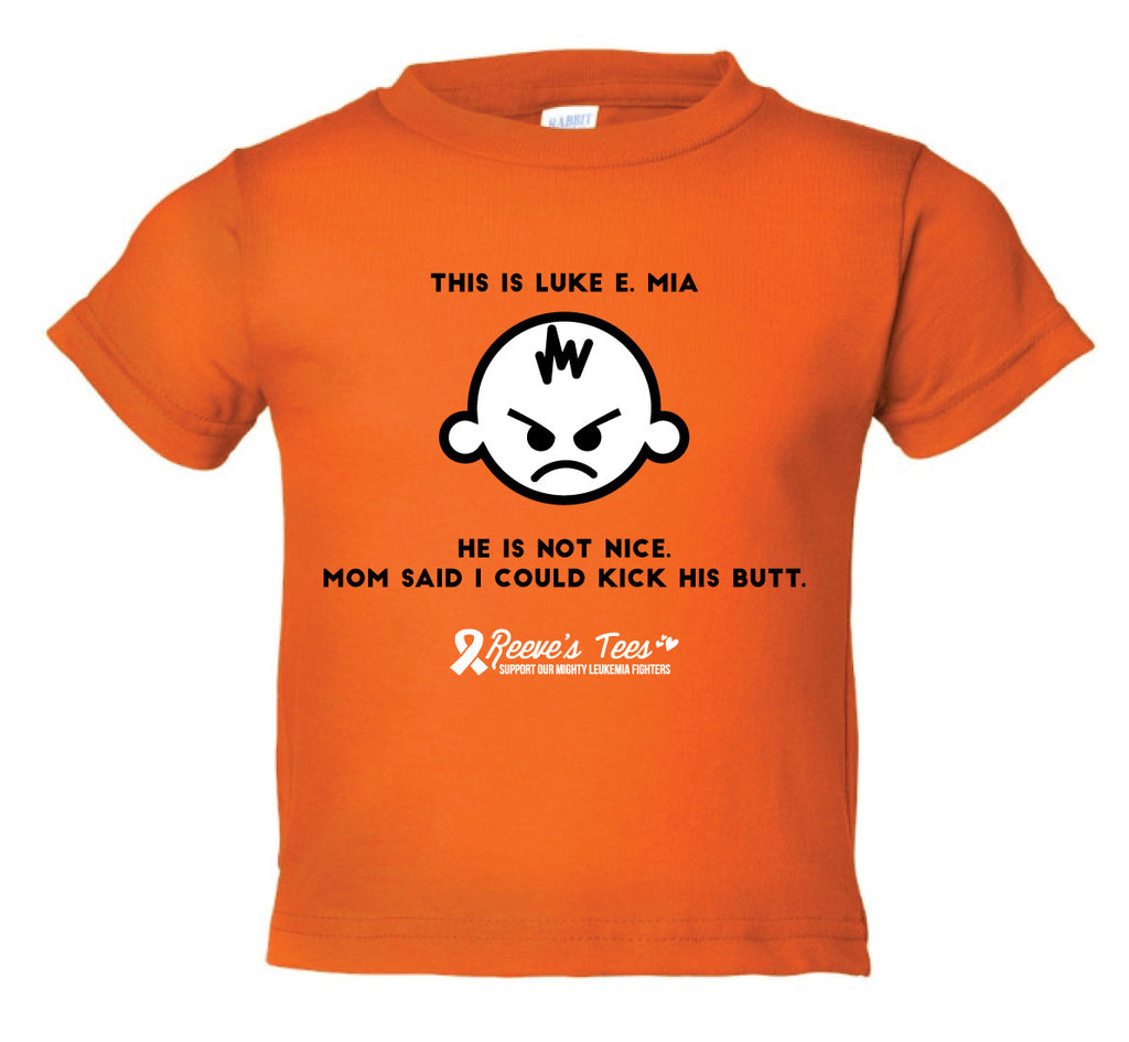 Special Edition - Childhood Leukemia Awareness - Toddler & Youth - Short Sleeve