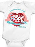 CHD (Congenital Heart Defect) Awareness Tees - Heart Heroes Special Edition - Infant, Toddler, Youth & Adult - Onesie & Tee