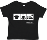Seek to Understand - Potty Train - Toddler - Short Sleeve Tee - Soccer Style