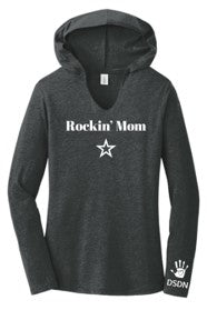 Special Edition DSDN - DSDN Rockin' Mom - Ladies - Thin Hoodie