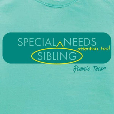 SIBS - Special Sibling [Needs] ^ attention, too!