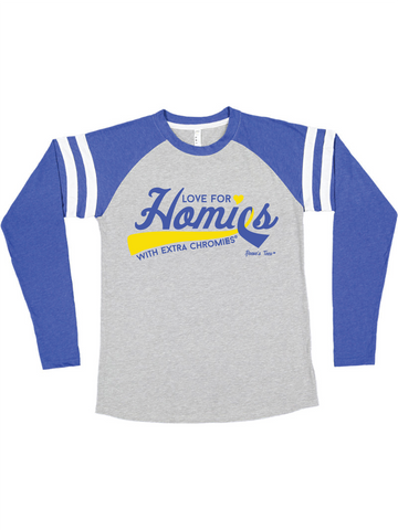 HWEC - Gameday Mashup (SUPPORTER) - Adult - Long Sleeve Tee