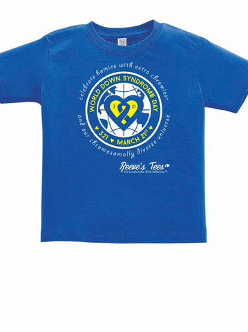WDSD - World Down Syndrome Day  - Kids - Short Sleeve Tees