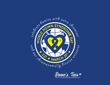 WDSD - World Down Syndrome Day T-Shirt - Royal Blue - Toddler, Youth & Adult Tees