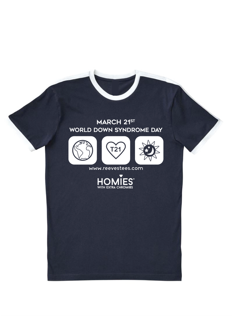 WDSD - World Down Syndrome Day - Infant, Toddler, Youth, Ladies, and Adult