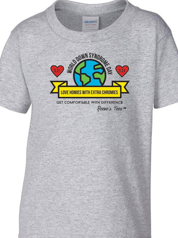 WDSD - World Down Syndrome Day - Toddler - Short Sleeve Tee