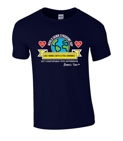 WDSD - World Down Syndrome Day - Infant - Short Sleeve Tee