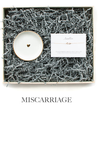 Miscarriage + Infertility