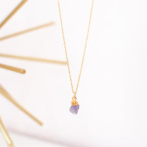 Raw Cut Birthstone