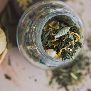 Herbal Teas for Loss