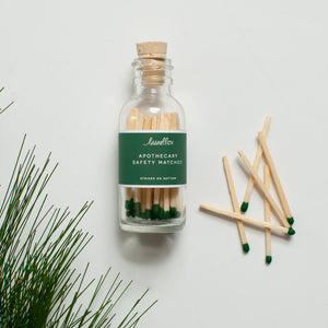 Holiday Apothecary Matches