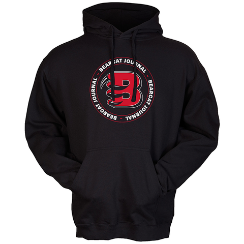 Bearcat Journal logo hoodie - 513shirts.com / Cincinnati Shirts