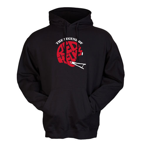 Red Helms hoodie - black - 513shirts.com / Cincinnati Shirts