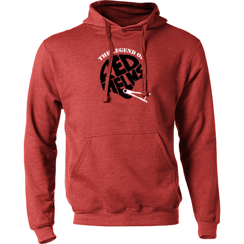 Red Helms hoodie - red - 513shirts.com / Cincinnati Shirts