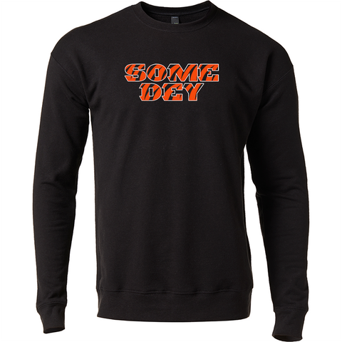 Some Dey crewneck - 513shirts.com / Cincinnati Shirts