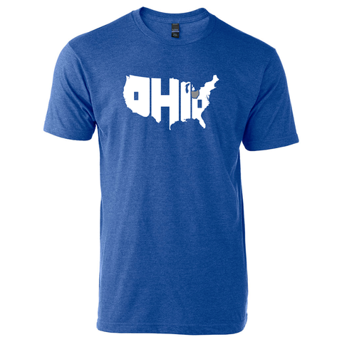 United States of Ohio tee - 513shirts.com / Cincinnati Shirts